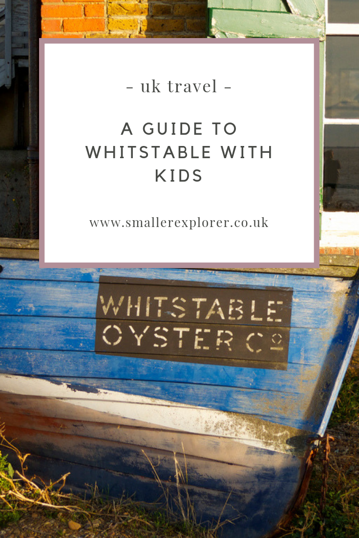 whitstable with kids