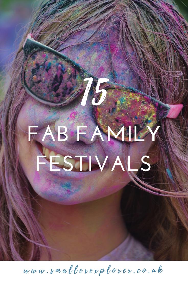 Family festivals