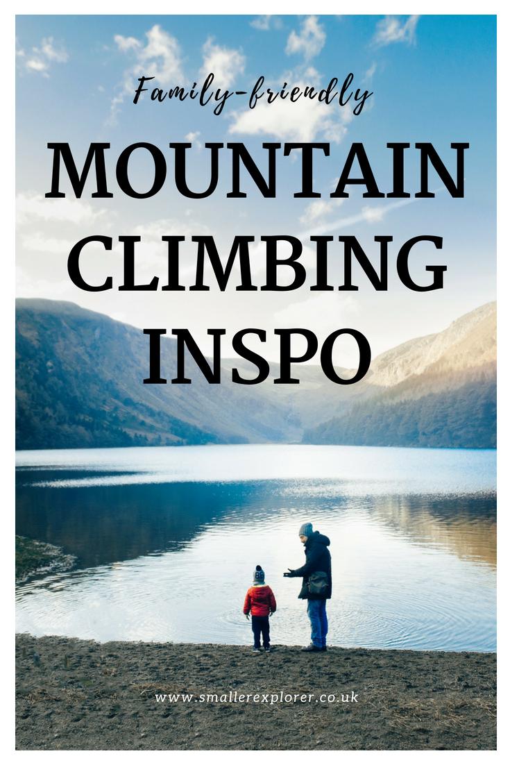 Family-friendly mountain climbing Pen-y-Fan