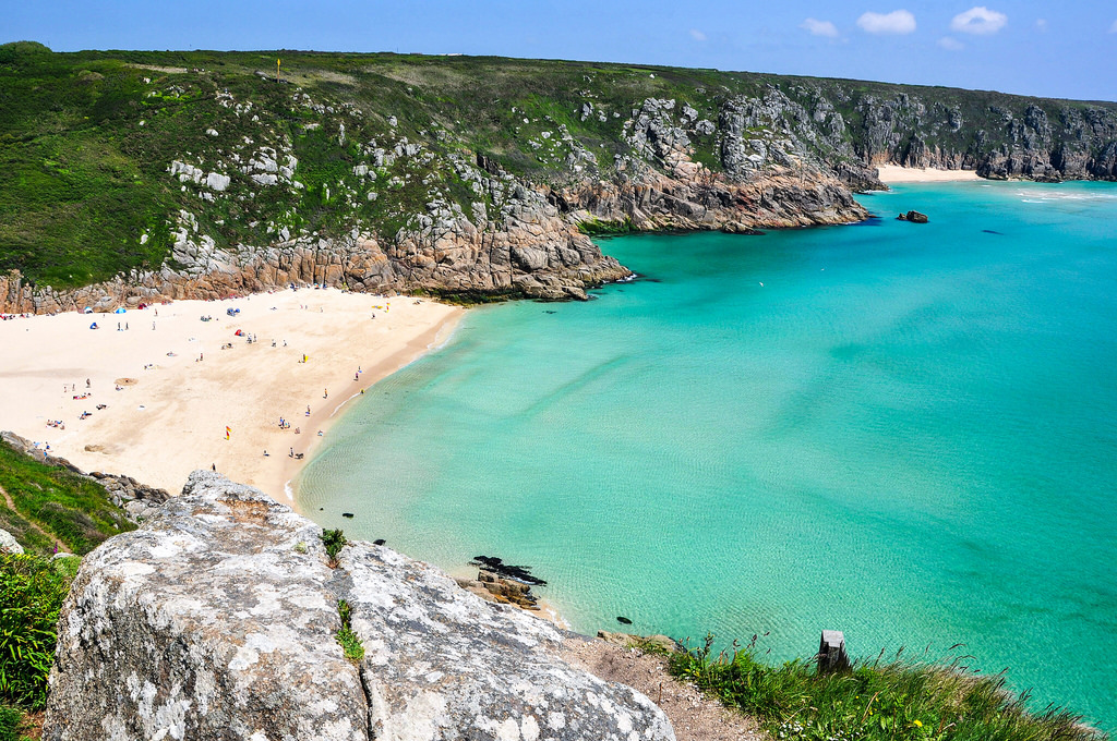 UK best beaches for families