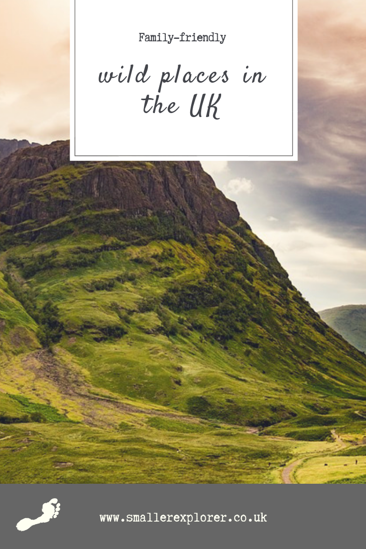 wild and remote places in the UK