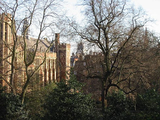 best walks in London, Lincoln's Inn Fields