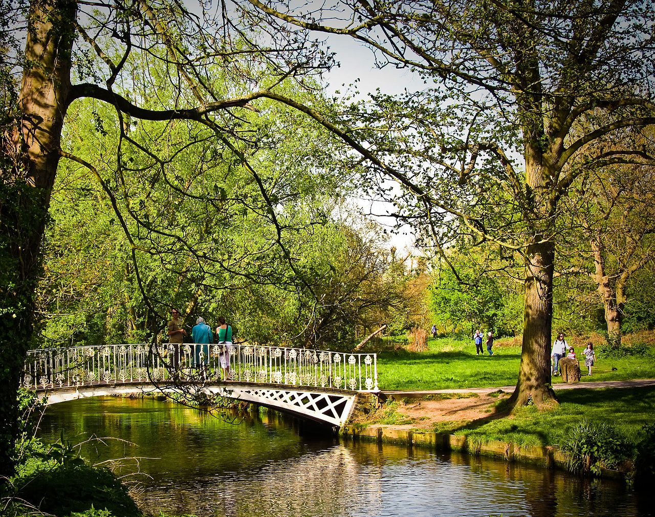 best walks in London, Morden Hall Park