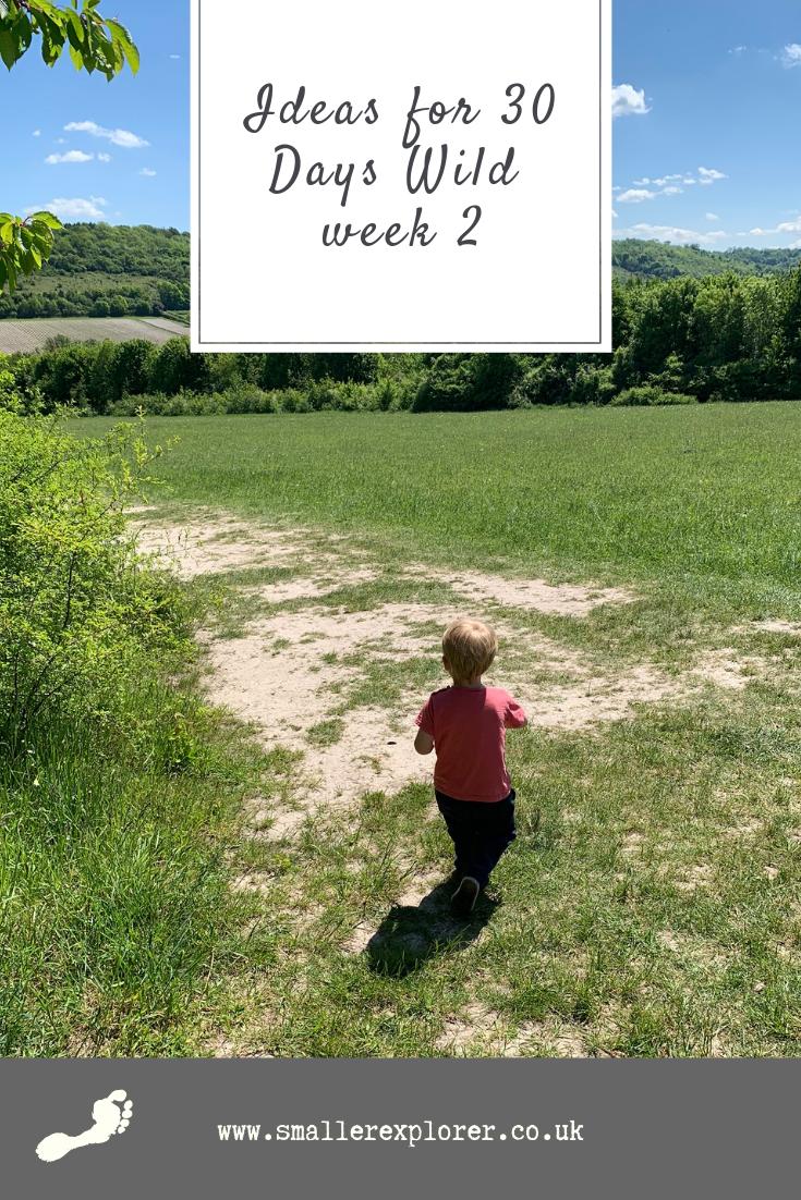 30 days wild week 2