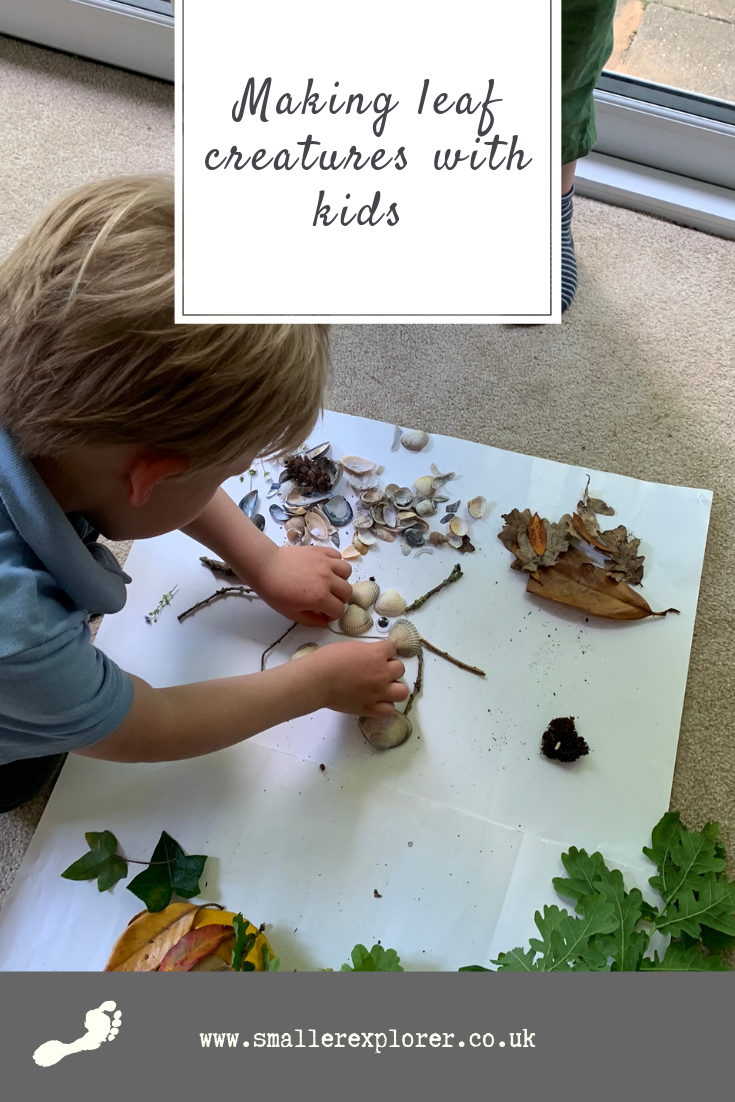 Making nature creatures