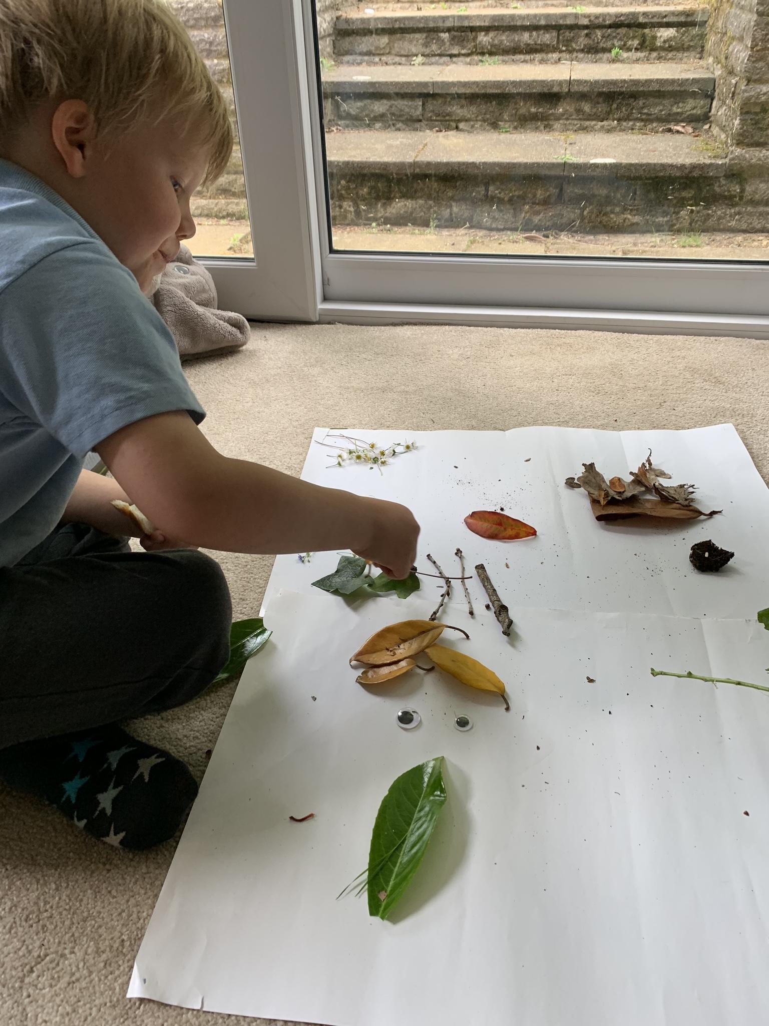 Making nature creatures